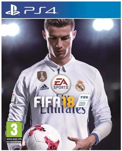 [Adhérents] Précommande : Jeu  Fifa 18 sur PS4 ou Switch + Guide 120 pages
