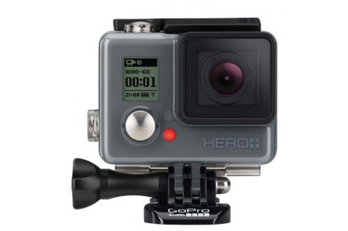 Caméra sportive GoPro Hero+ - Full HD, 1080p, Wi-Fi