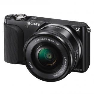 Kit Appareil photo Sony NEX-3NLB avec objectif 16-50mm / livraison gratuite