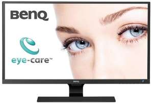 "Ecran PC 32"" BenQ EW3270ZL - Dalle AMVA+, QHD, Low-blue, 60Hz"