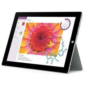"Tablette 10.8"" Microsoft Surface 3 Wi-Fi - RAM 2Go, 32 Go, Windows 8.1 Pro"