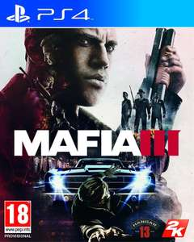 Mafia 3 sur PS4
