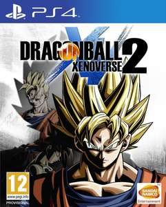 Dragon Ball Xenoverse 2 sur PS4
