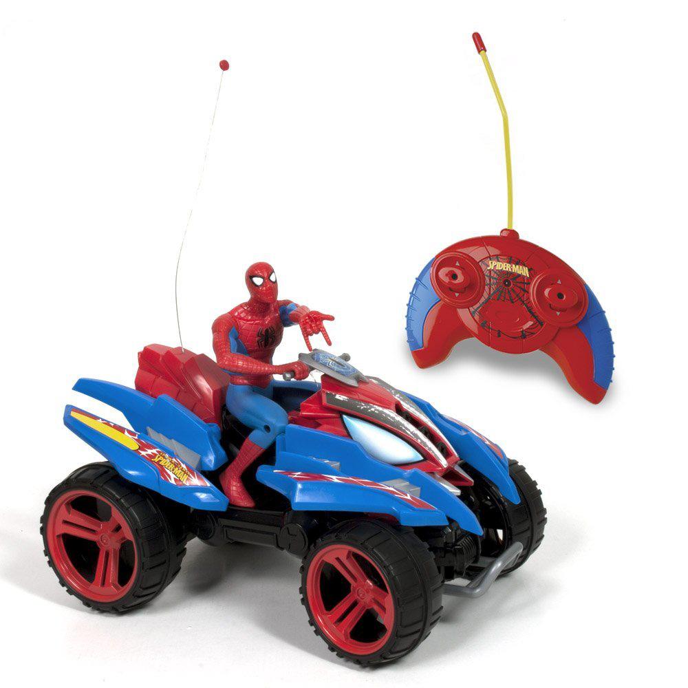 Véhicule télécommandé Silverlit Spider Action Quad - (dont 4,99 € sur la carte Waaoh)