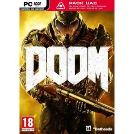 Doom UAC Pack sur PC, PS4 et Xbox One