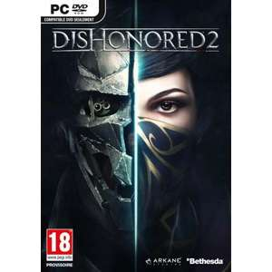 Dishonored 2 sur PC / PS4 / Xbox One