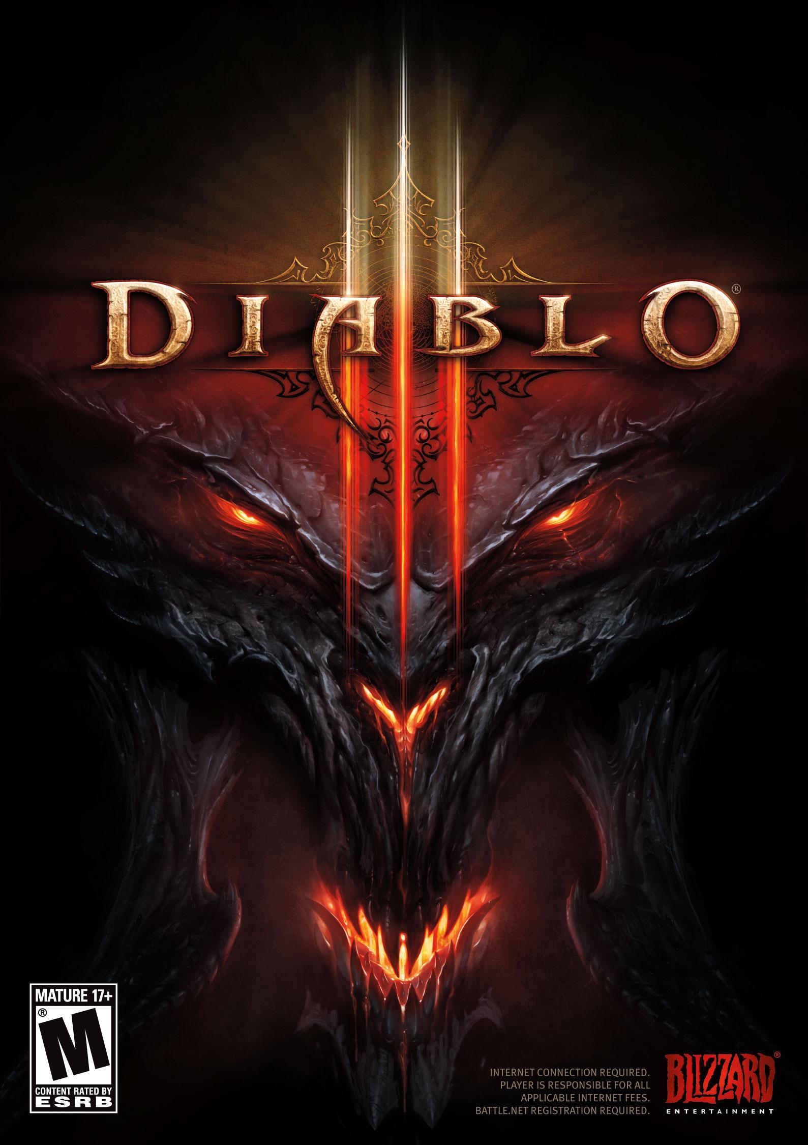Sélection de contenus Diablo III en Promotion sur PC (Dématérialisés) - Ex: Diablo III