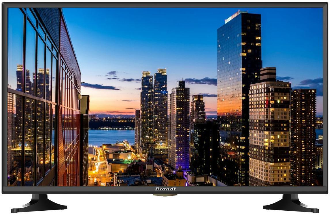 """TV LED 40"""" Brandt B4030FHD - Full HD (3 ports HDMI, 2 ports USB)"""