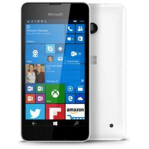 "Sélection de Smartphones Microsoft Lumia en promo - Ex : Smartphone 4.7"" Lumia 550"