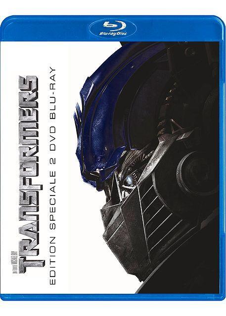 Transformers en Blu-Ray