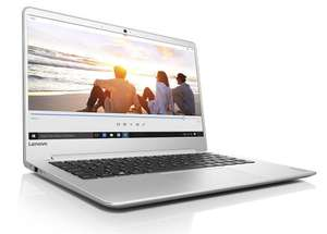 "PC portable 13.3"" Full HD Lenovo IdeaPad 710s-13ISK (IPS, i7-6500U, 4 Go RAM, 256 Go SSD, 1.10 kg, Windows 10)"