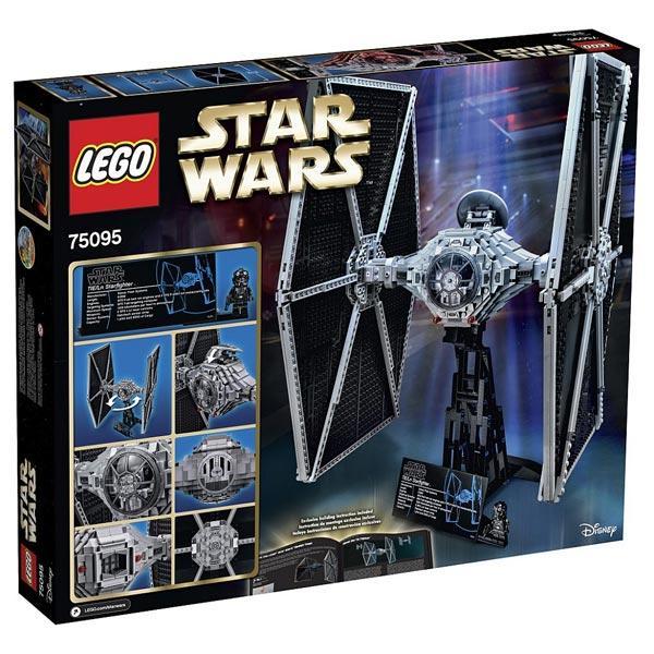 Lego UCS 75095-Tie Fighter