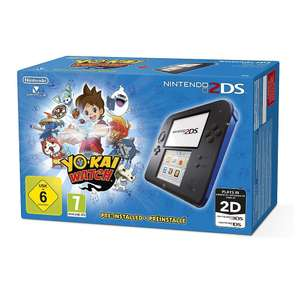 Console Nintendo 2DS + Yokai Watch