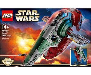 Jouet Lego Star Wars - Slave I (75060)