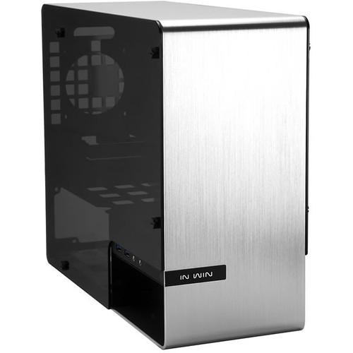 Boîtier PC In Win 901 - Silver, Mini Tour, Mini-ITX