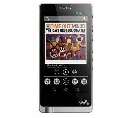 Baladeur audiophile MP3 Sony NWZ-ZX1 - 128 Go, FM