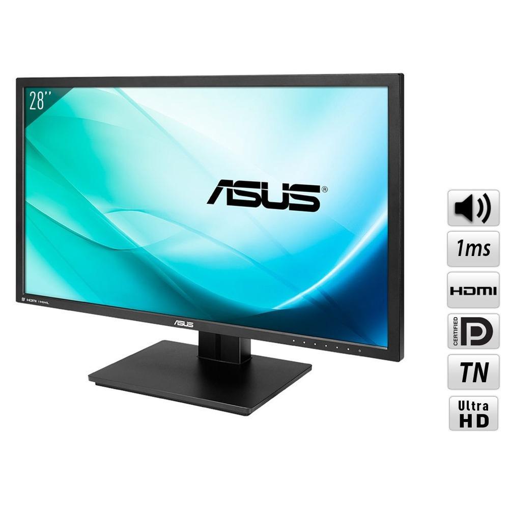 """Ecran PC 28"""" Asus PB287Q Panoramique 4K UHD"""