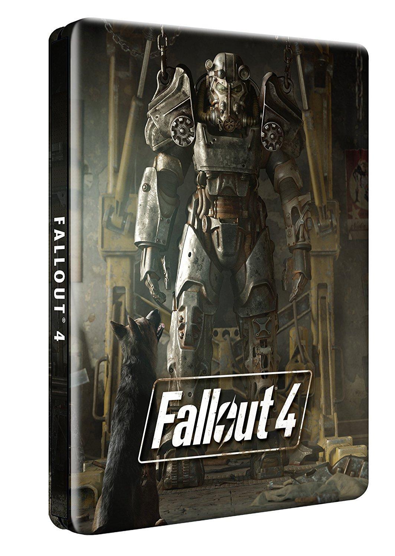Jeu Fallout 4 sur PC + Steelbook