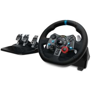 Logitech Volant de Course G29 Driving Force - Compatible PC, PS3 et PS4