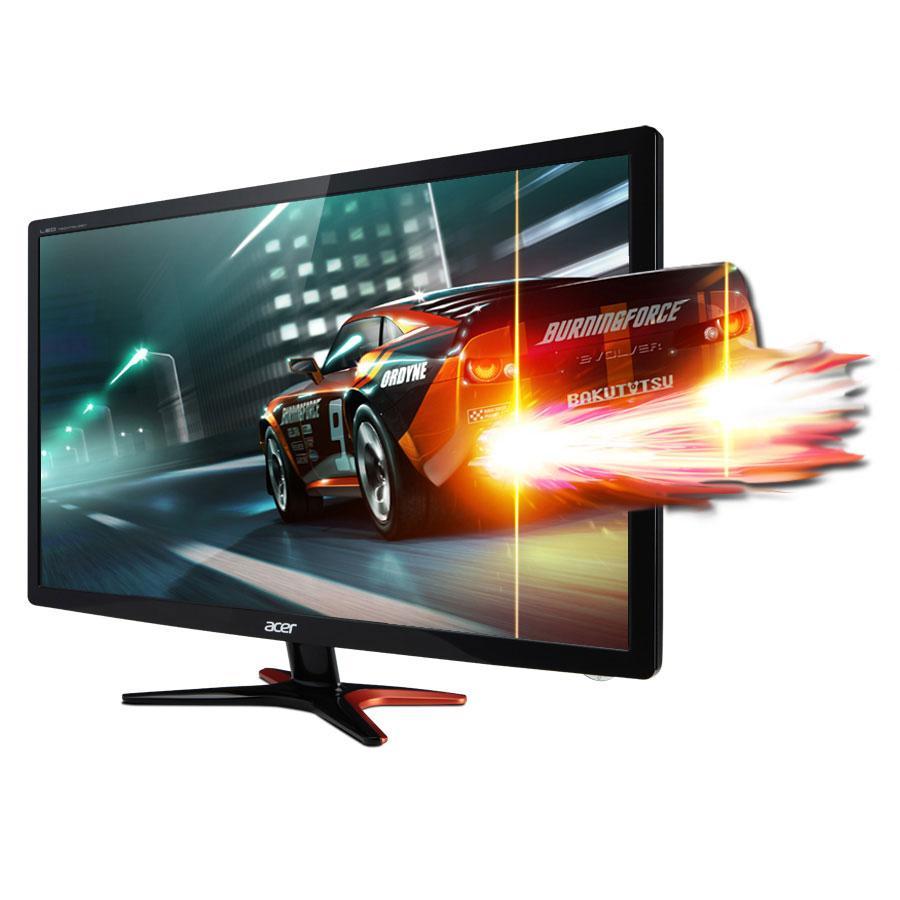 "Ecran PC 24"" Acer Predator GN246HLBbid - LED, Full HD, 3D, 144 Hz, 1ms"
