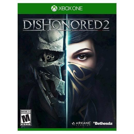 Jeu Dishonored 2 sur PS4, Xbox One et PC