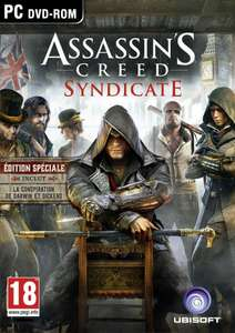 Assassin's Creed Syndicate Edition Spéciale sur PC