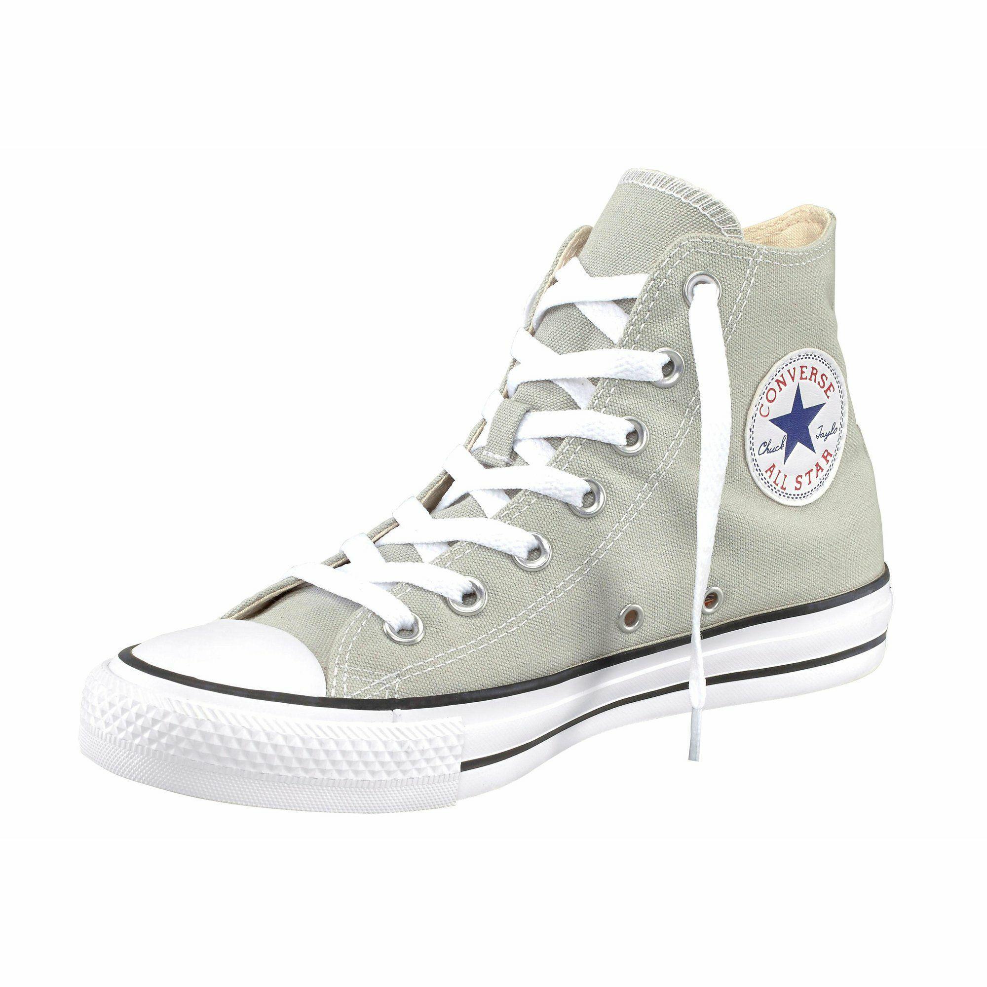 Chaussures montantes Converse All Star Hi - gris (du 36 au 45)