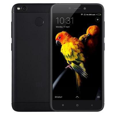 "Smartphone 5"" Xiaomi Redmi 4X Noir (Global Version) Noir - HD, Snapdragon 435, RAM 3 Go, ROM 32 Go (Avec B20)"