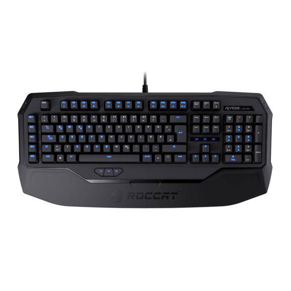 Clavier Mécanique Gaming Roccat Ryos MK Pro MX Brown