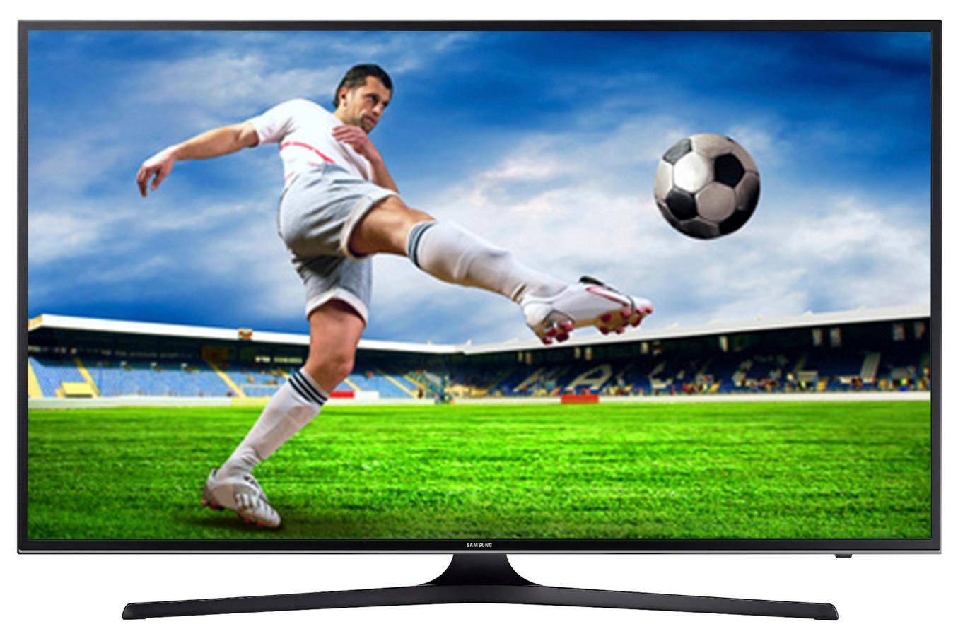 "TV 50"" Samsung UE50KU6070 - LED, UHD 4K, Smart TV"