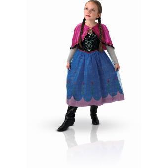 Déguisement Lumineux et Sonore Anna Frozen La Reine des Neiges Disney Taille M