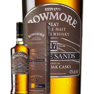 Whisky Bowmore White Sands - 17 ans - 70cl