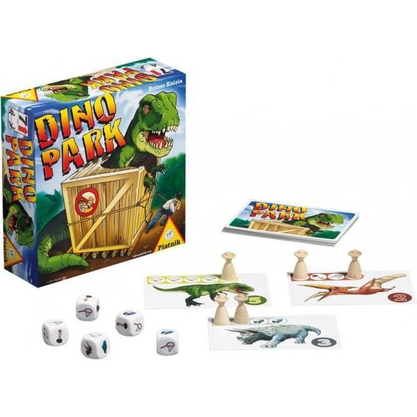 Jusqu' à 60% de remise sur une sélection d'articles - Ex : Jeu de société Dino Park