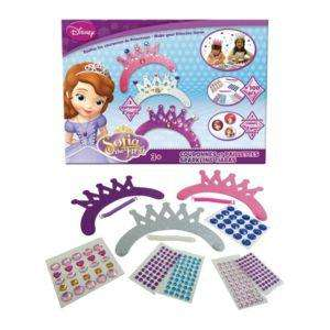 Set couronnes Princesse Sofia - Sofia The First CSOF004