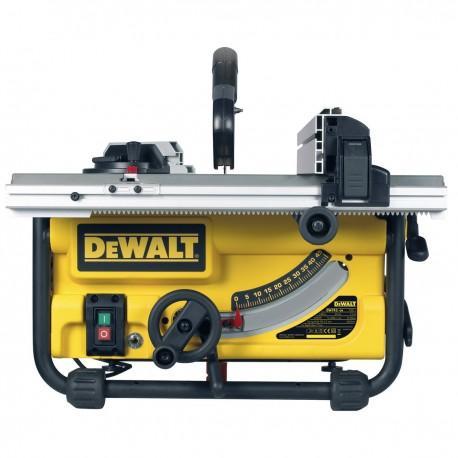 Scie table Dewalt DW745 - Ø250 mm, 1700W