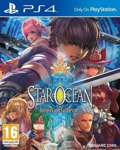 Star Ocean 5: Integrity and Faithlessness sur PS4