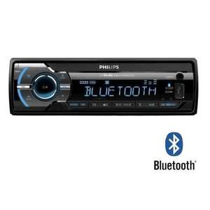 Autoradio Philips CE 235BT - Bluetooth, USB, Carte SDHC (via ODR de 20€)