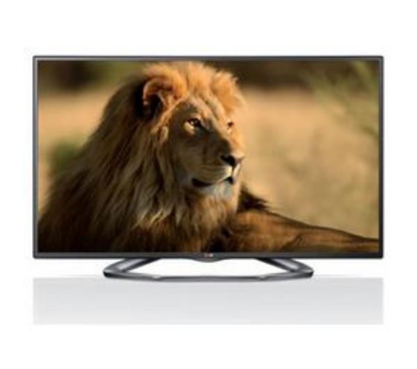 "Téléviseur 55"" LG LED 3D 55LA620S + ODR LG 10%"