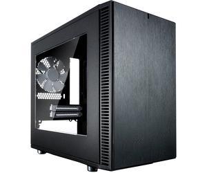 Boîtier PC Fractal Design Define Nano S Window - noir