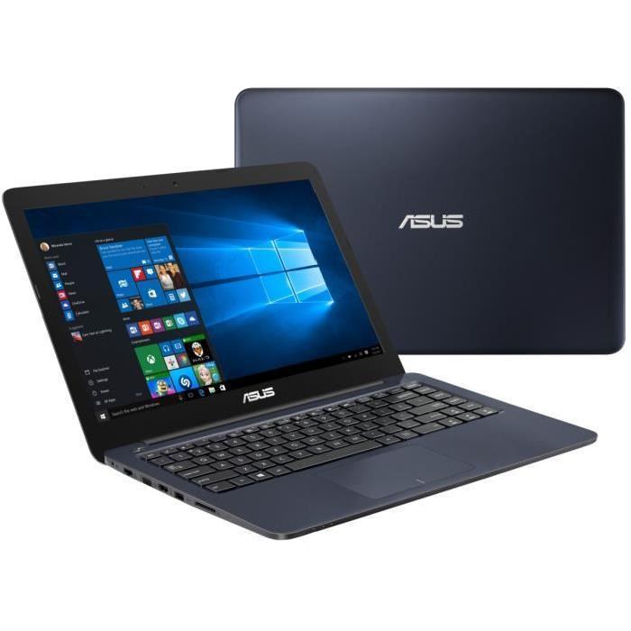 "PC Portable 14"" Asus F402NA-GA102T - HD, Intel Celeron N3350, 4 Go RAM, 32 Go ROM, Windows 10"