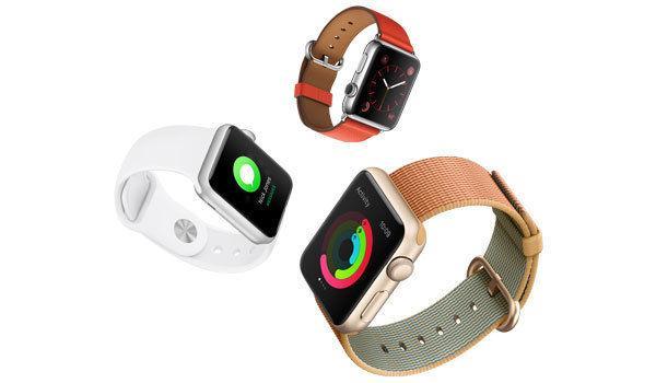Montre connectée Apple Watch Série 0 - 38 mm, Acier (plusieurs modèles)