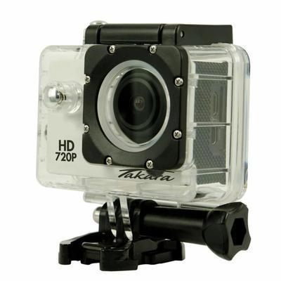 Caméra Sport Takara CS6 - HD 720p, Ecran LCD 2'', Etanche à 30m (via ODR de 19.99€) - Gratuit pour les CDAV et pour les autres (Livraison incluse)
