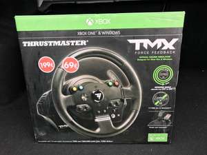 Volant Thrustmaster TMX Force Feedback pour Xbox One / PC