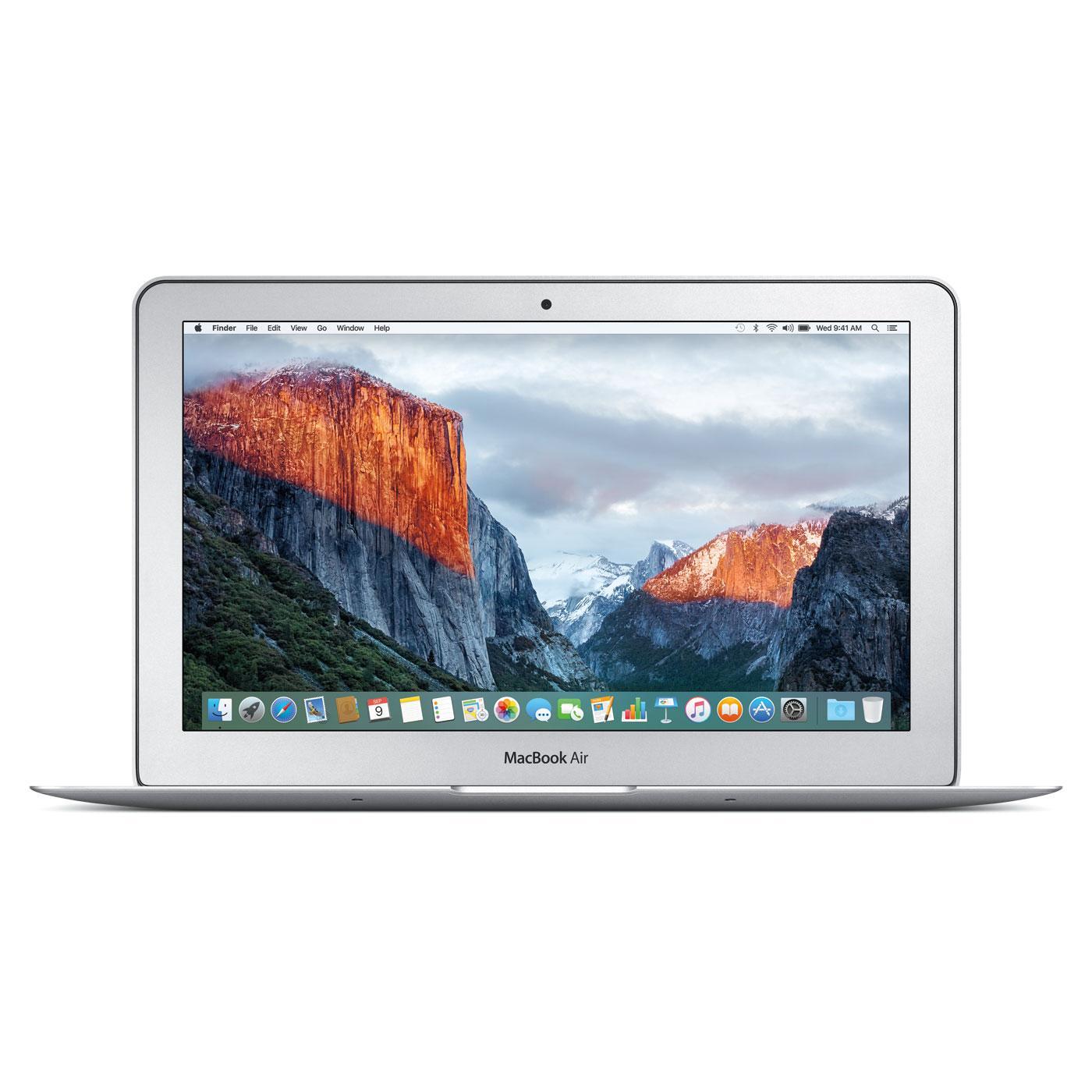 "PC Portable 13.3"" Apple MacBook Air MMGF2F/A - WXGA+, i5, RAM 8 Go, SSD 128 Go"