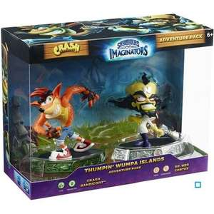 Skylanders Imaginator - Pack d'aventure Crash Bandicoot