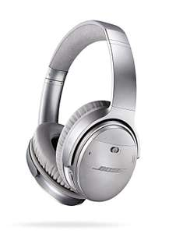 Casque audio sans-fil Bose QuietComfort 35 - blanc ou noir