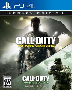 Call Of Duty - Édition Legacy sur PS4