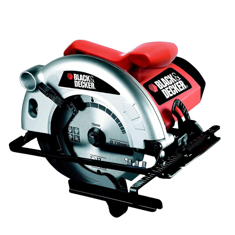 Scie Circulaire Black + Decker CD601 1100W