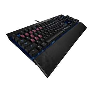 Clavier mécanique gamer Corsair Gaming K70 - Blue LED - Cherry MX Red