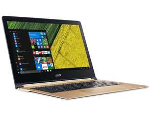 "Ultra portable 13.3"" Acer Swift 7 SF713-51-M9F (Full HD, i5-7Y54, 256 Go SSD, 8Go RAM)"